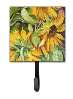 Sunflowers Leash or Key Holder JMK1266SH4