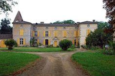 Château de Pomarède, Aquitaine, France