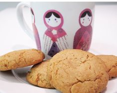 Oat & Chia Lunchbox Biscuits,