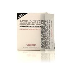David Kirsch Wellness Vitamin Mineral Powder Raspberry 30 Stick Packets by David Kirsch. $40.00. Throw away your vitamin jars! This single-source nutritional powerhouse is your daily vitamin. David Kirschs Vitamin Mineral Super Juice is loaded with essential vitamins and minerals, everything you need in a daily multivitamin. Plus, this formula contains superior natural source antioxidants like Spirulina, Acerola Berry, Coral Calcium and CoEnzyme Q10.Benefits:Gives you your d...