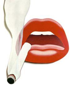 light color sound: tan lines, lips & fingertips