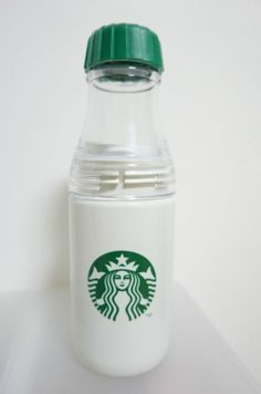 [STARBUCKS] KOREA SIREN WHITE SSUNY WATER BOTTLE 500ML #starbucks