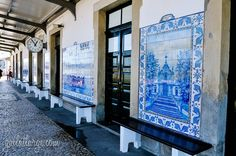 Ovar Railway Station, Portugal (13)Ovar Railway Station Azulejos  Posted on March 23, 2015 by Gail at Large