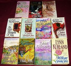 Lynn Kurland -- I have fallen in love with her time travel series and her characters.