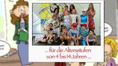 Ferienkurs Spanisch I  Kinderkurse Instituto Cervantes Múnich - YouTube