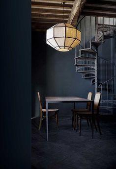 Bar Restaurant La Macchia by Quincoces-Drago & Partners - AboutDecorationBlog