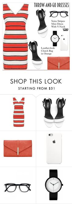"""""""Easy Peasy: Throw-and-Go Dresses 2"""" by paculi ❤ liked on Polyvore featuring easypeasy"""