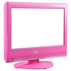 AWA pink TV