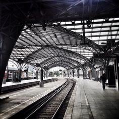 #Köln #Cologne #Hauptbahnhof #Latergram #Bahnbilder