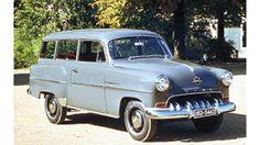 Opel - 1953 - Opel Olympia Rekord, 1953.