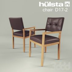 Hulsta chair D17-2
