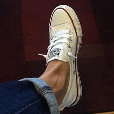 WANT 'EM - Converse Chuck Taylor® 'Shoreline' Sneaker (Women) (2 for $75) | Nordstrom.  I have always LOVED a great white sneaker! I've had them a month now...super comfy!!