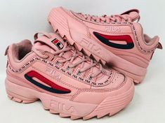 Details about FILA Womens Disruptor II 2 Sneakers Casual Athletic Running  Walking Sports Shoes 68a9f919dd1