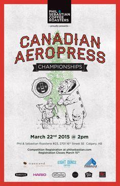 2015 Canadian Aeropress Championship