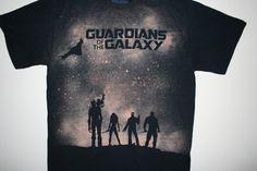 Guardians of the Galaxy Inspired  Custom Bleach by GreyMachine, $19.99