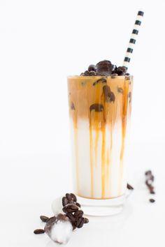 Simple Iced Caramel Macchiato Recipe