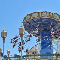 Silly Symphony Swings: Disneyland California... again!