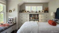 Entzuckend Haus Schlafzimmer Ideen   Lagerung Möbel, Wie Nachttische, Die Mit  Schubladen Oder Auch Kleine