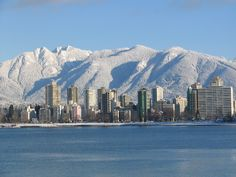 Vancouver in January!