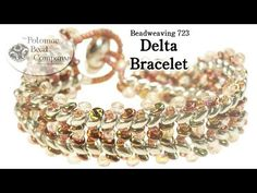 * How to Make a Delta Bracelet - YouTube