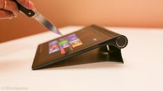 Everything you need to know about the Lenovo Yoga Tab 2 with AnyPen, including impressions and analysis, photos, video, release date, prices, specs, and predictions from CNET.