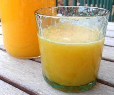 Esta bebida energética de cítricos con thermomix es ideal para recargar las pilas. www.misrecetascocina.es