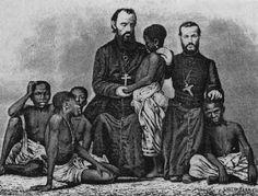 Both Eastern and Western Christian missionaries fought for their religions in eastern Europe.