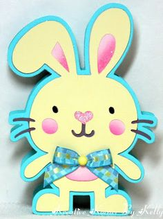 Bunny (using Create a Critter) - Kelly