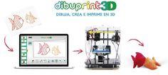 DIBUPRINT 3D, una forma sencilla de iniciarte en la impresión 3D - http://www.hwlibre.com/dibuprint-3d-una-forma-sencilla-iniciarte-la-impresion-3d/