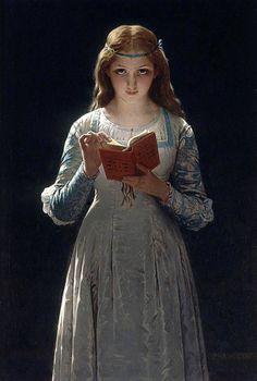 Ophelia, par Pierre-Auguste Cot
