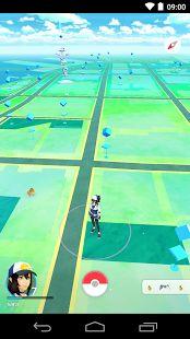 Pokémon GO- スクリーンショットのサムネイル
