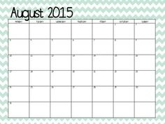 conflict calendar template - editable monthly calendars 2016 2017 the o 39 jays new