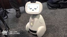 Spotted at CES: An adorable Personal Robot named Buddy!