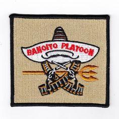 bandito platoon patch US NAVY SEAL
