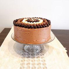 una chispa de dulzura: Mocha Chocolate Cake