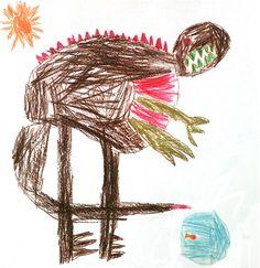 Kiefer's drawing
