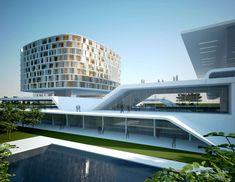 Bangalore International Convention Centre | Yazdani Studio of Cannon Design - The Architects Diary