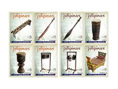 COLLECTORZPEDIA Traditional Musical Instruments Musical Instruments, Philippines, Musicals, Traditional, Stamps, Music Instruments, Seals, Instruments, Postage Stamps