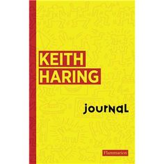 Keith Haring, journal - 26 €