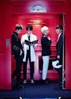 Bangtan Boys ❤ Namjoon (rapmon),  Seokjin (jin), Yoongi (suga) & Hoseok (j-hope) | 'Sick' teaser | Facebook