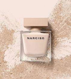 "The new ""powdery"" interpretation of a gorgeous perfume: Narciso Poudree is launching in 2016. Fab nude shade of bottle!"