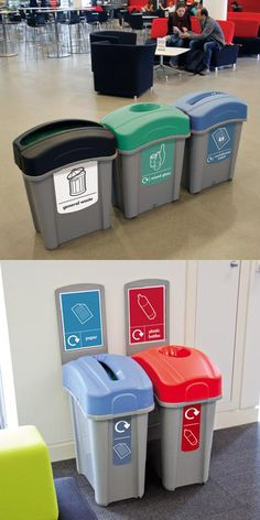 Eco Nexus® recycling bins are manufactured from recycled Durapol® material. The bins are extremely durable and can be fully recycled after their usable life. #GlasdonUK #Recycling #Bins #WRAP #Defra #Container #Recycle #RecyclingBins