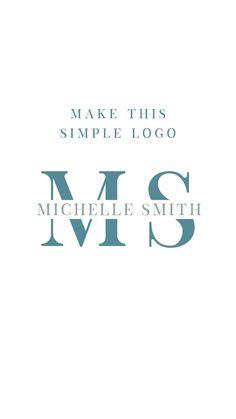 Make this simple and elegant logo with me in Adobe Illustrator Logo Design Tips, Graphic Design Lessons, Elegant Logo Design, Graphic Design Tutorials, Logo Design Simple, Simple Logos, Web Design, Minimal Logo Design, Logo Design Trends