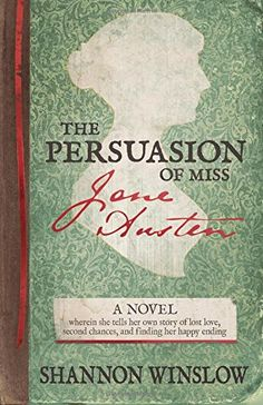 The Persuasion of Miss Jane Austen: A Novel wherein she tells her own story of lost love, second chances, and finding her happy ending by Shannon Winslow http://www.amazon.com/dp/150062473X/ref=cm_sw_r_pi_dp_YOkGub0AQAA5F