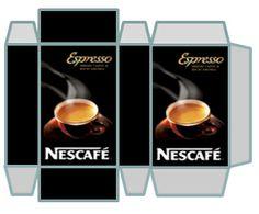 Imprimibles cafe nescafe