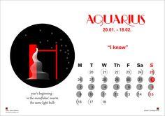 Aquarius haiku wrote by me