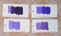 Ink Review: Waterman Tender Purple