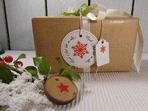 Geschenkanhänger Weihnachten Schwedisch God Jul Grafik Design, Christmas Presents, Paper Shopping Bag, Gift Tags, Illustration, Etsy, Gifts, Home Decor, Woodland Animals