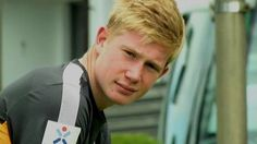 Kevin De Bruyne (born 28 June 1991) is a Belgian footballer who plays as an attacking midfielder for Chelsea. Born in Drongen, De Bruyne began his career with hometown club KVV Drongen in 1999.