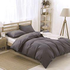 Colourful Snail 100-Percent Natural Washed Cotton Duvet Cover Set - Cotton Comforters Cotton Duvet, Snail, Dark Grey, Dorm, Duvet Cover Sets, Home Kitchens, Queen, Comforters, Blanket